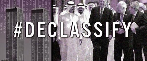 declassify 911 wtc - bush bin laden - saudi arabia