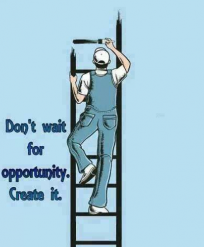 Opportunity ladder
