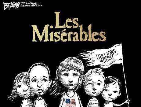 Les Miserables children
