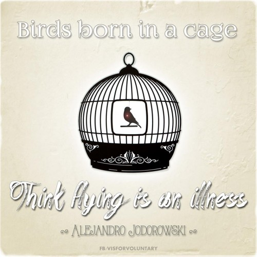 Born In A Cage