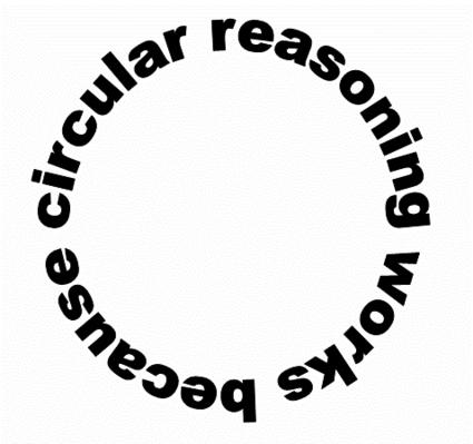 The epistemological culprit behind nihilism.